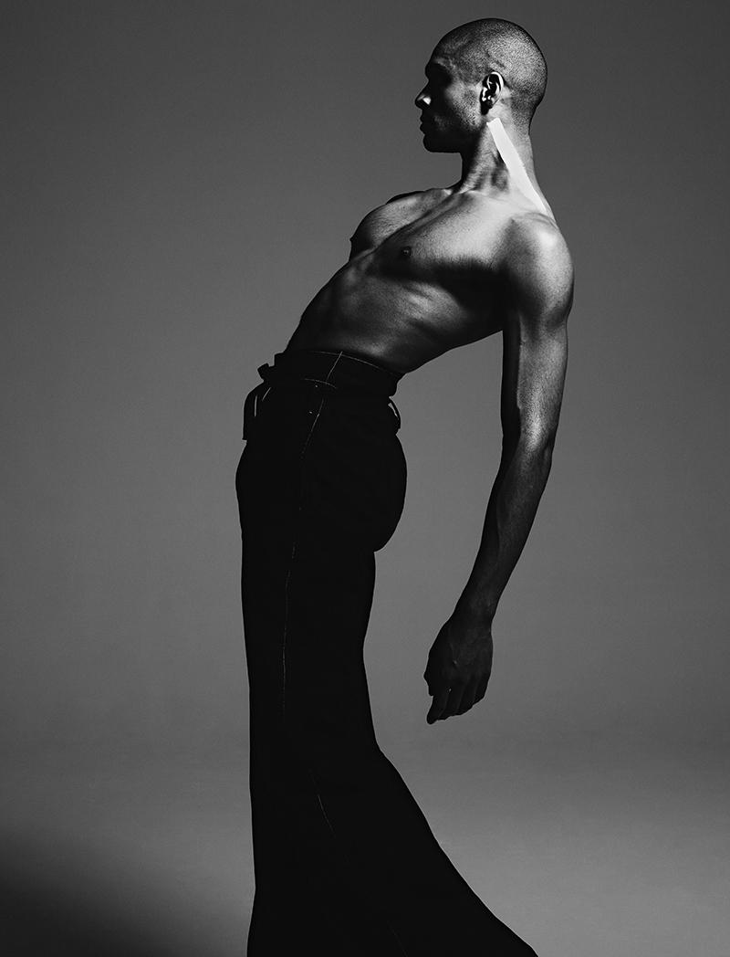 Trousers:  Nathan Jones