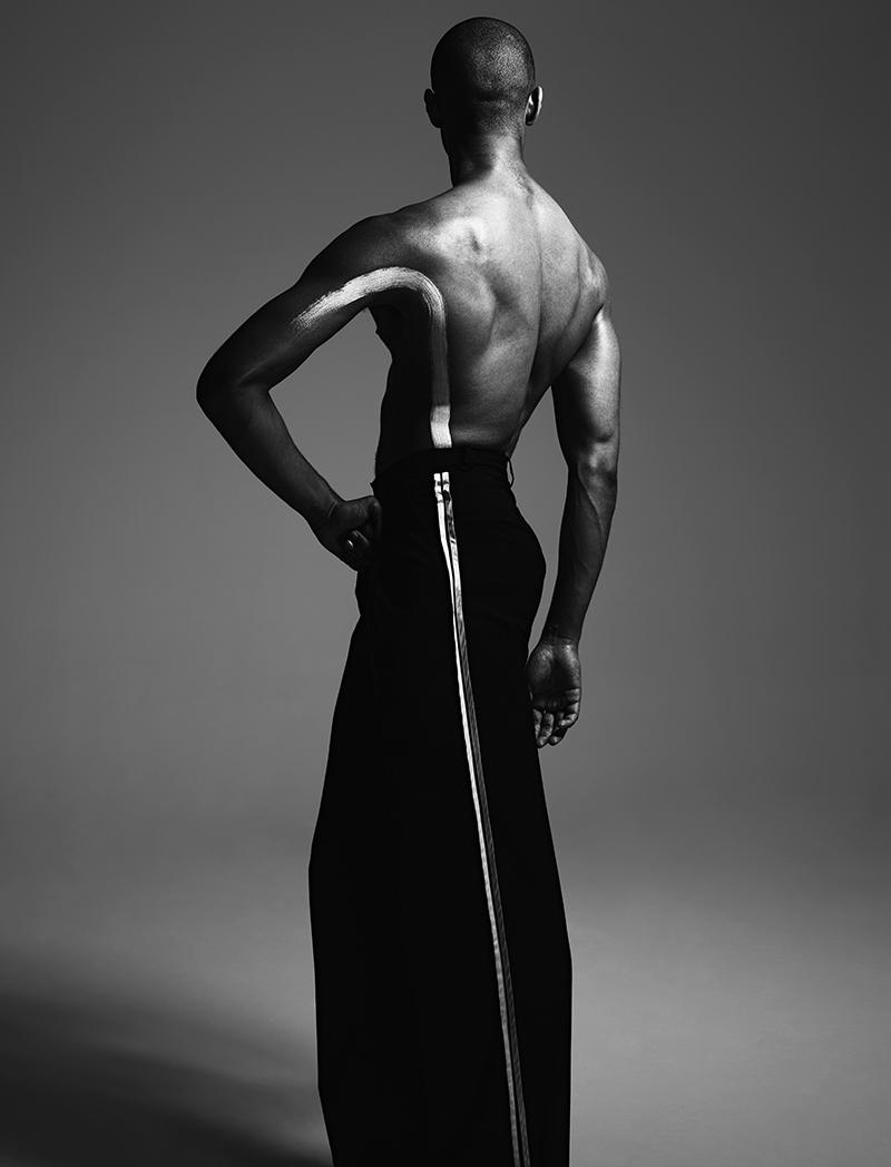 Trousers: Bottega Veneta