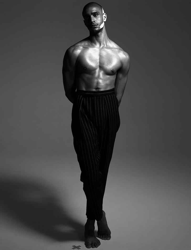 Trousers:  Curieux  @   brownsfashion.com