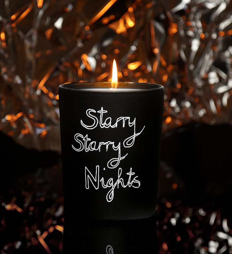 Bella Freud  Starry Starry Nights Candle – £48.00