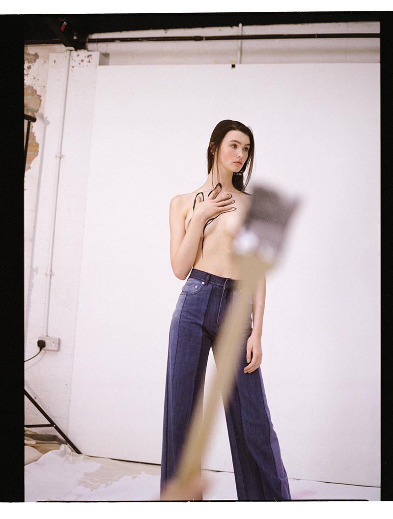 Jeans:  Dior