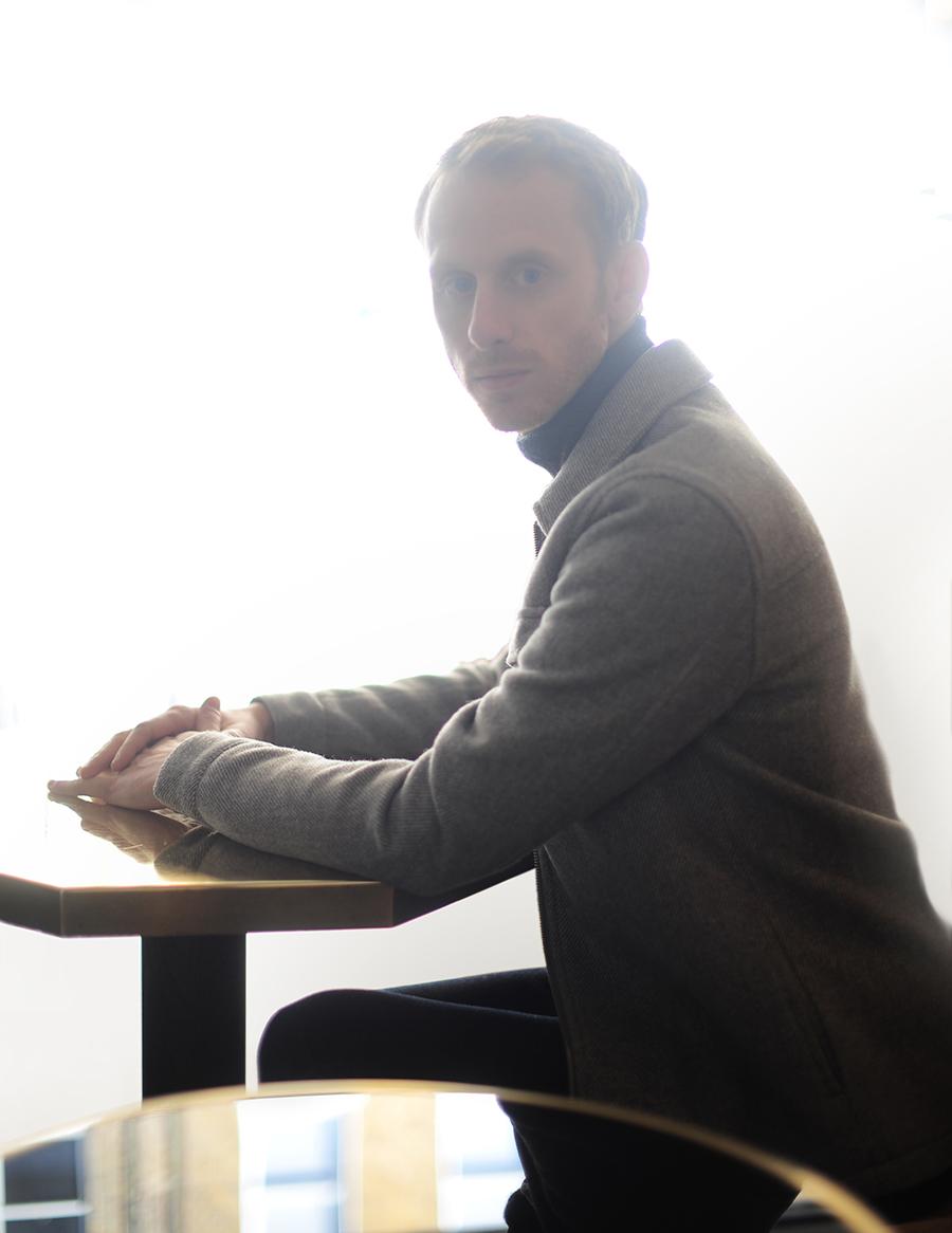 The Wylde Interview: Robert Emms — WYLDE MAGAZINE