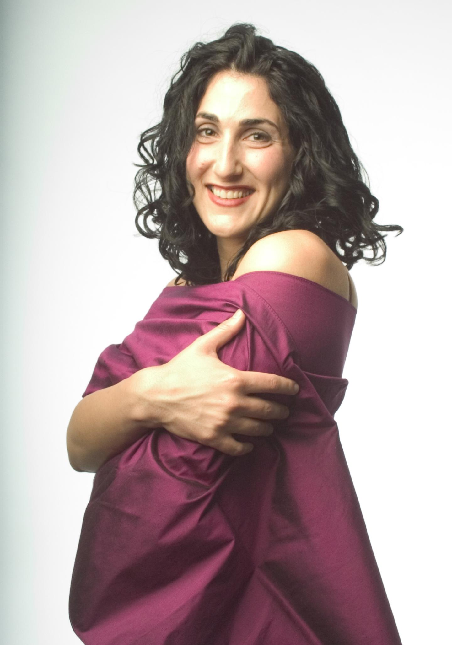 Opera Singer Jennifer Muhawi