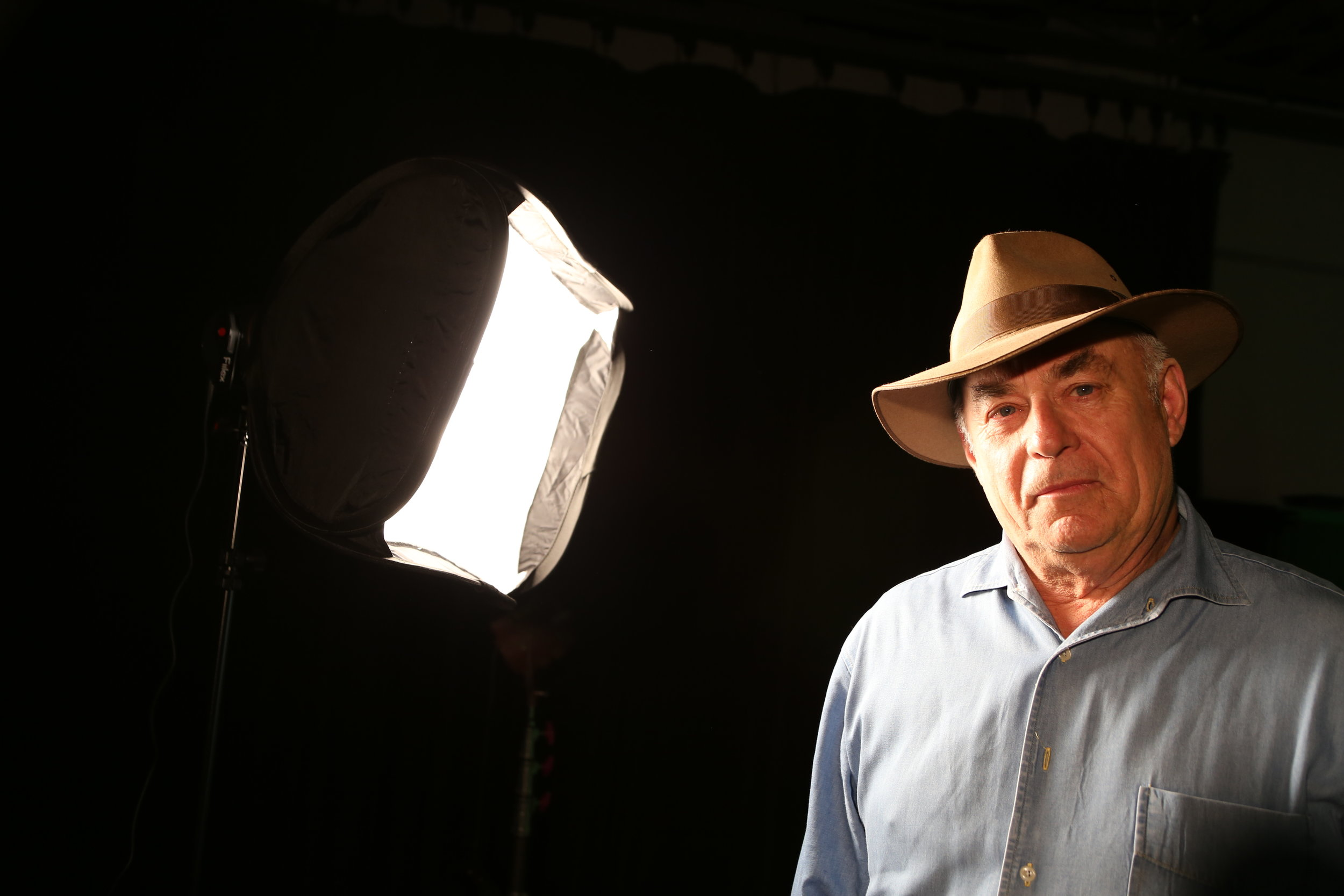 Filmmaker William Farley