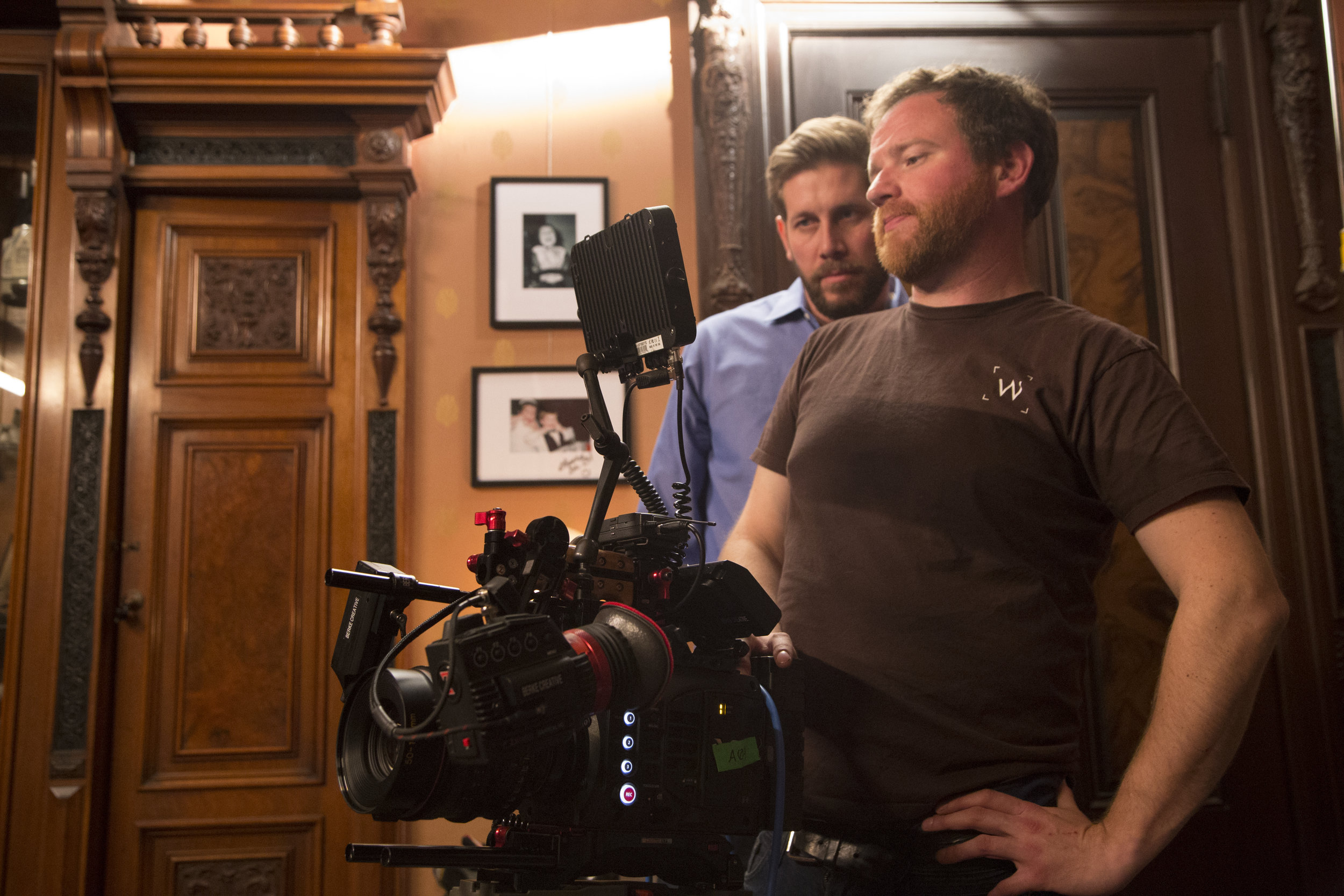 Film Set Director and DP