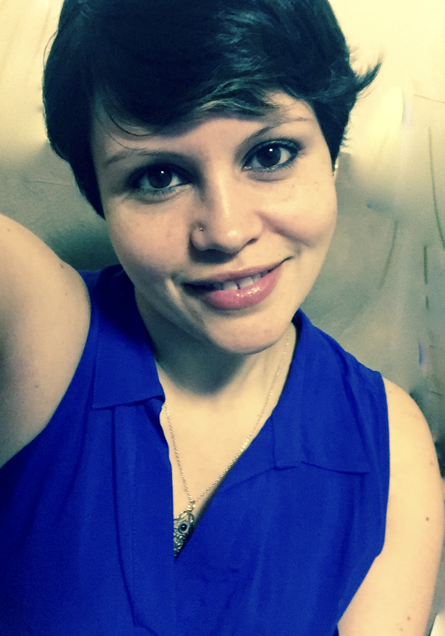 Janine Medina   DEF CON BioHacking Village Project Manager || NYAS STEM Fellow