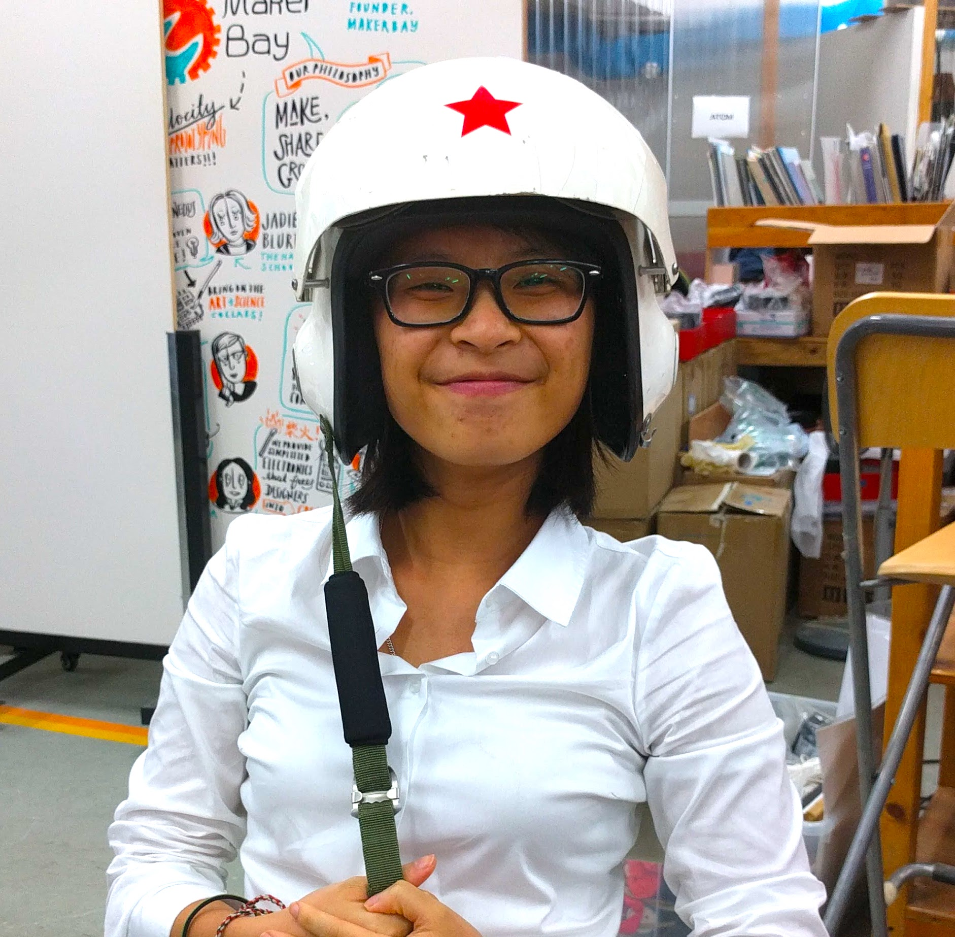 Maria Li Lok Yee   DIYBIO Hong Kong