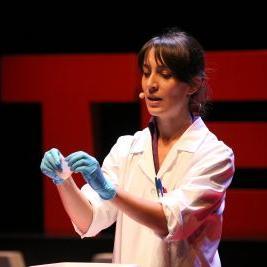 Nieves Cubo   Openbioprinting (Madrid Spain)
