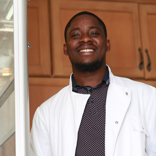 Harry Akligoh   Kumasi Hive BioLab || Kwame Nkrumah University of Science and Technology, KNUST (Kumasi, Ghana)
