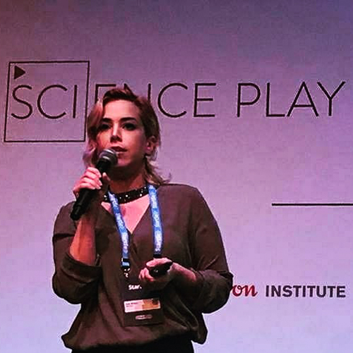 Isis Eich Vieira   Exosphere Academy, Biotech Community Lab at Universidade Federal de Alfenas || Portunus and Solarpunk Labs (Curitiba, Brazil)