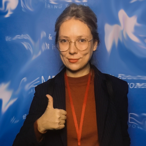 Karolina Sulich   Collaborator of Copernicus Science Center Biology Laboratory (Warsaw, Poland)