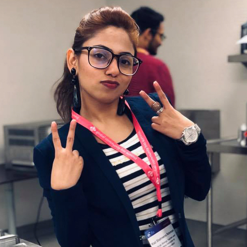 Kazi Shahreena Rahman   Bioforge || Octagon Education (Dhaka, Bangladesh)