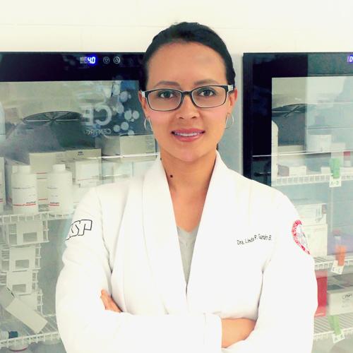 Linda Guamán   (Quito, Ecuador)