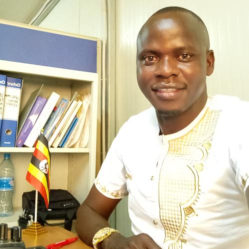 Otim Geoffrey   (Juba, South Sudan)