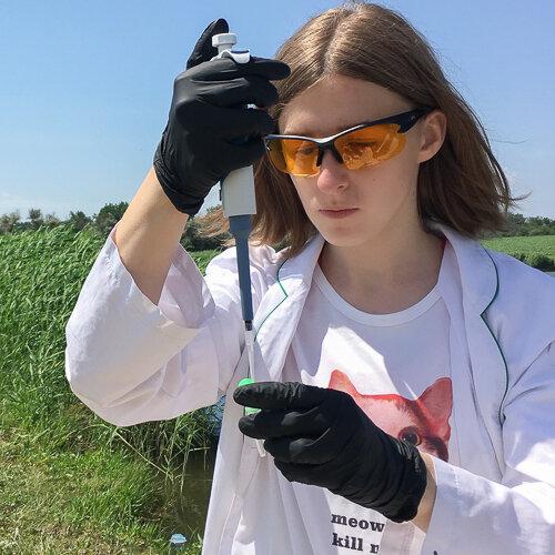 Daria Dantseva    Founder, Yanelab    Dnipro, Ukraine