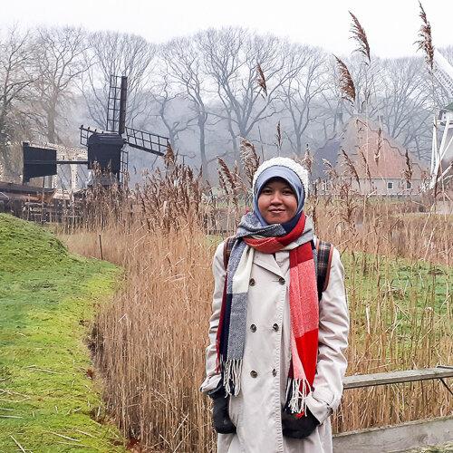 Kesi Kurnia    Master Student, Wageningen    University & Research, Netherlands