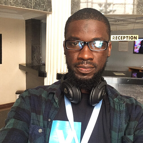 Habeeb Hassan    Founder, iCrack Foundation    Lagos, Nigeria