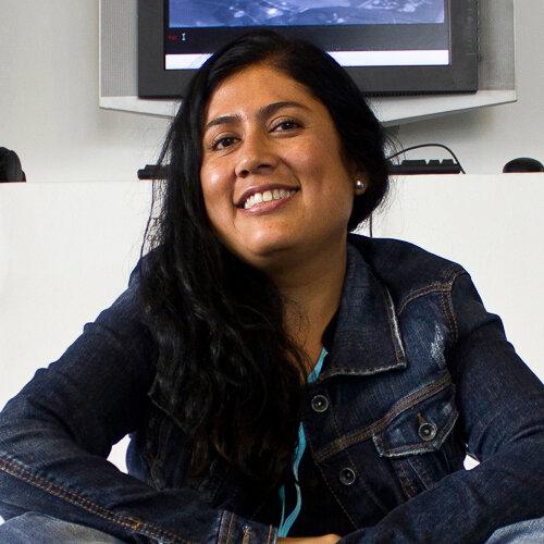Cecilia Vilca Ocharan    Founder, PatriaLab | MyAP - Electron    Microscopy Laboratory, Lima, Peru