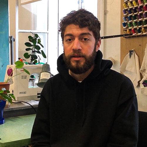 Nicholas Shulman    Co-Director, Fab Lab du PEC    Montréal, QC, Canada