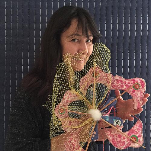Corinne Okada Takara    Nest Garage Makerspace    Cupertino, USA