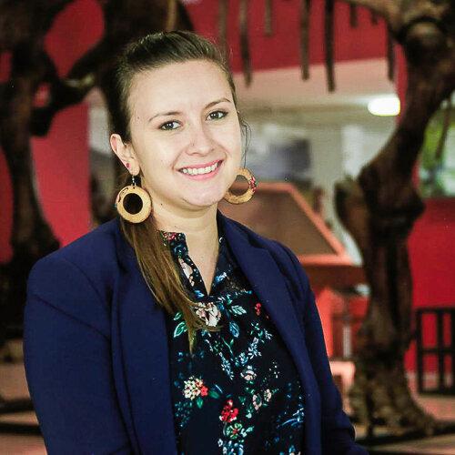 Ana Gabriela Del Hierro    Researcher, Nat. Inst. of Biodiversity    Gen. Editor Catalysis Mag., Allbiotech