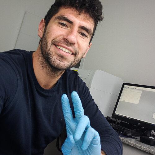 Eduardo Moncayo    Trainer, idGEN    Quito, Ecuador