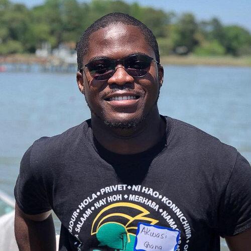 Akwasi Darkwah Akwaboah    Graduate Student, Norfolk State    University, Norfolk, USA