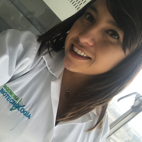 Pamela Mosquera Carrera    Research assistant, CENBIO    Quito, Ecuador
