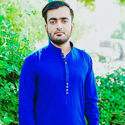 Kirshan Singh    Biotechnology Student,    University of Sindh, Pakistan