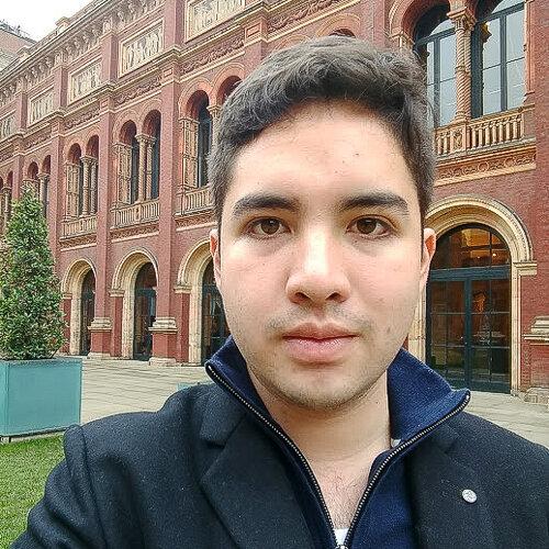 Izan Chalen    Graduate student    University of Illinois, USA