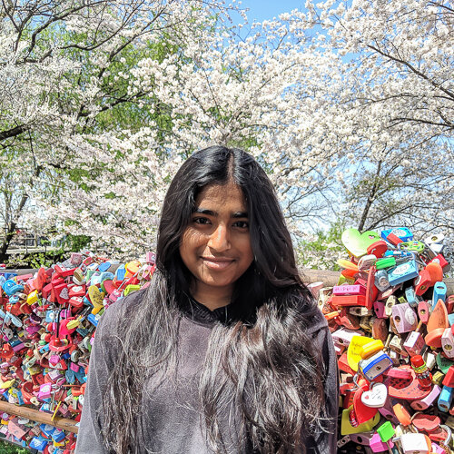 Trisha Sathish    Student Maker, Nest Garage    Makerspace, Cupertino, USA