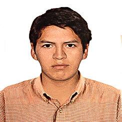Mc Donald Villacorta    Industrial engineer, founder 3DMC    Arequipa, Perú
