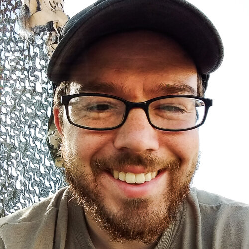 Max Kenngott    DIY Mycologist, BUGSS    Baltimore, USA