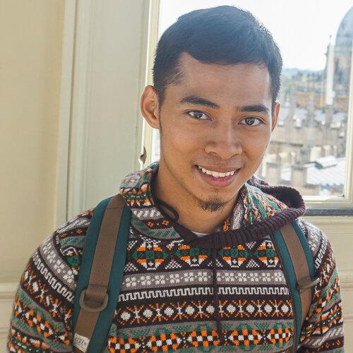 M. Jamal M. Holle    PhD student, University of Oxford &    Indonesia
