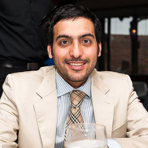 Ibrahim Dulijan    Scientist volunteer, Biotech Without    Borders, New York City, USA