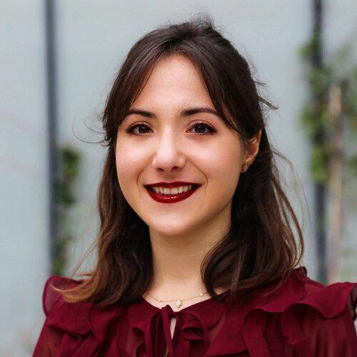 Imane Baïz    European Project Manager, DITOs    Paris, France