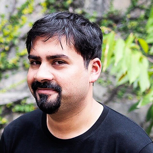 Saad Chinoy    Chief Geek, DIYBIO/Maker/Hacker    spaces, Singapore