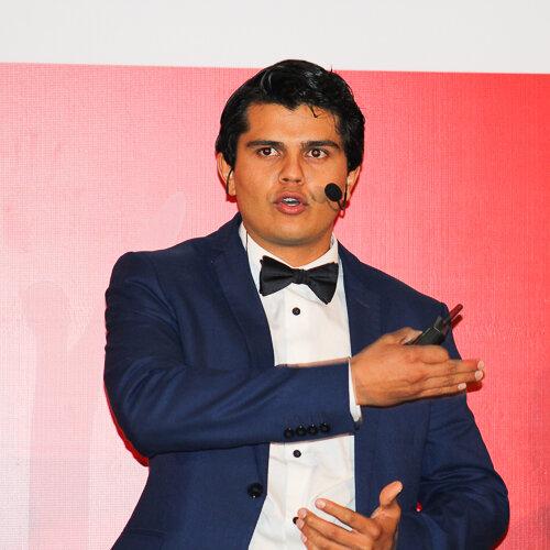 Axel Gómez-Ortigoza    Founder, CEO and CTO at Polybion    Guanajuato, Mexico