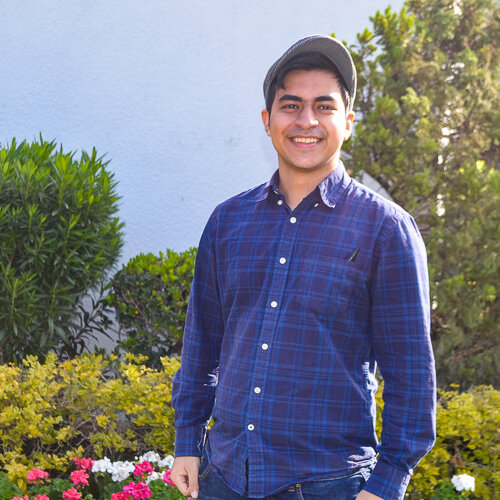 Manolo ,  President,    Biotechnology Student Association    ITESM, Monterrey, Mexico