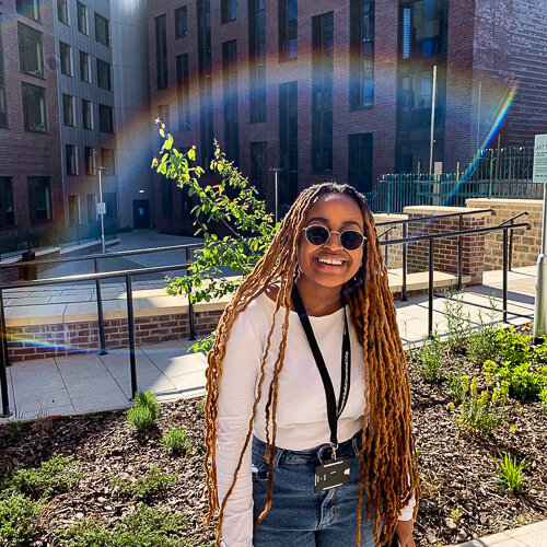 Aamina Maleta    Student, University of Sheffield    Sheffield, England