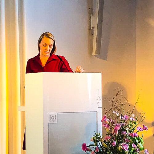 Oriana Walker    Postdoctoral Fellow, Berlin Center for    the History of Knoweldge, Germany