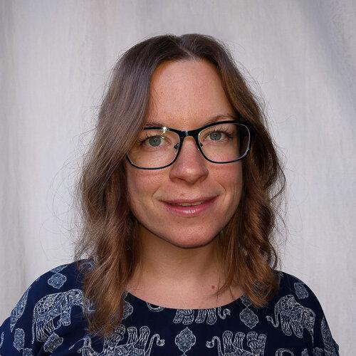 Anja Scholze    Program Director, Biology + Design,    The Tech Interactive, San Jose, CA