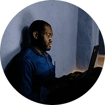 Yanick Kemayou    Founder, Kabakoo - The House Of    Wondering, Bamako, Mali