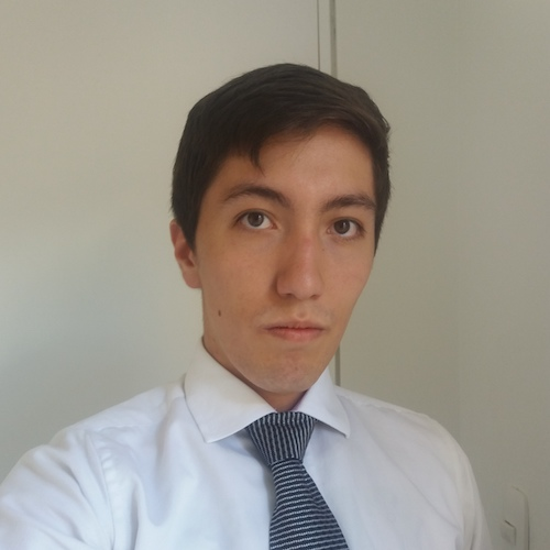 Juan David Canon Medina    Student/Researcher UNIMINUTO    Bogota, Colombia