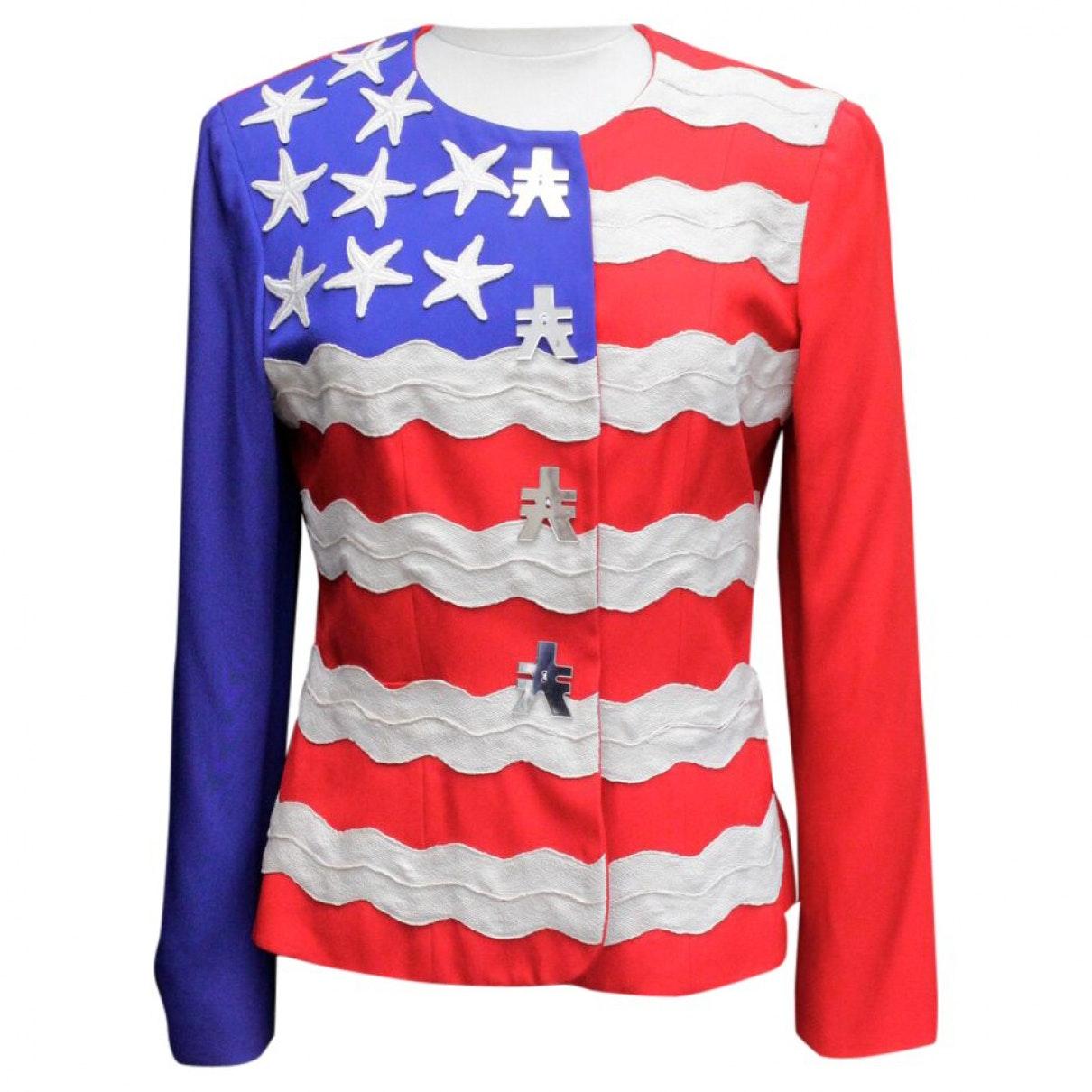 MOSCHINO Jacket; Size: 38 FR; $801.52