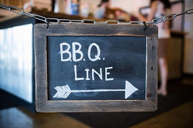 Right this way to all your smoked meat hopes and dreams! Don't forget, we're open for dinner!