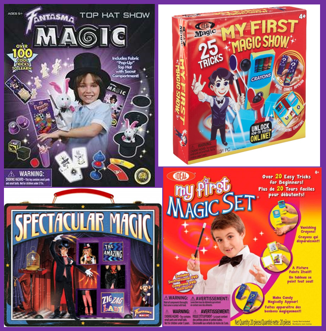 "Seriously, just Google Image search ""Magic Set"""