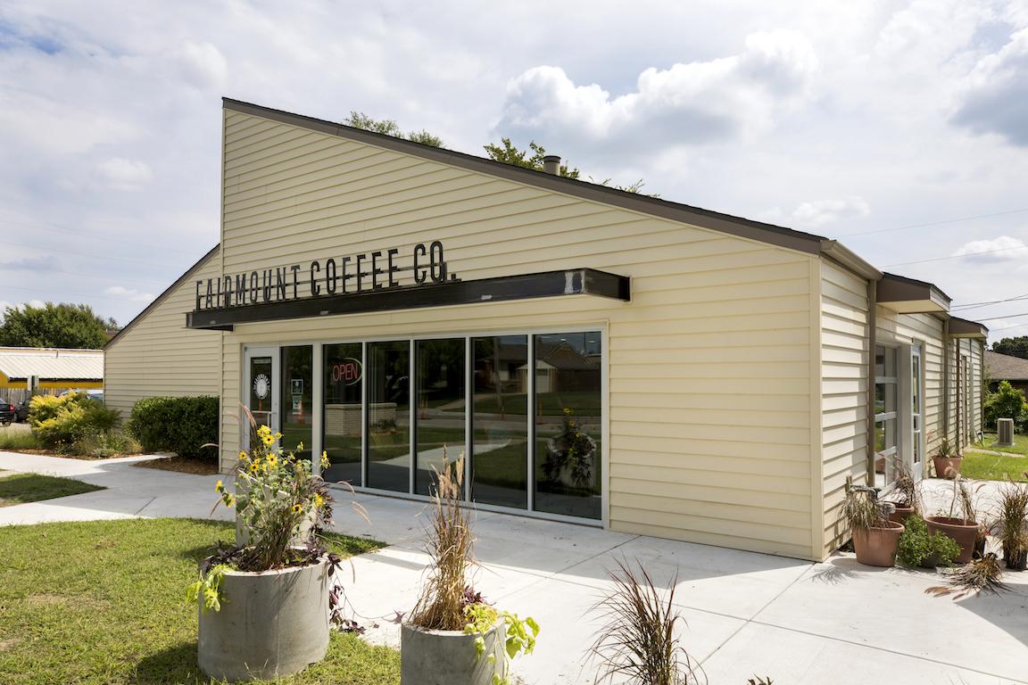 Fairmount Coffee Co.