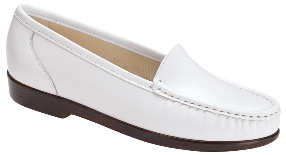 Simplify- White — SAS Shoes Buffalo