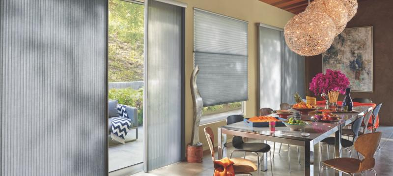 The Alustra ®  Collection of Duette ®  Architella ®  Honeycomb Shades